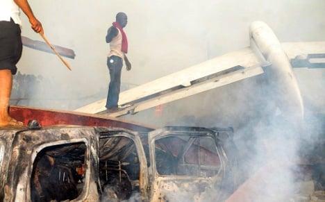 German dead in Nigeria plane crash