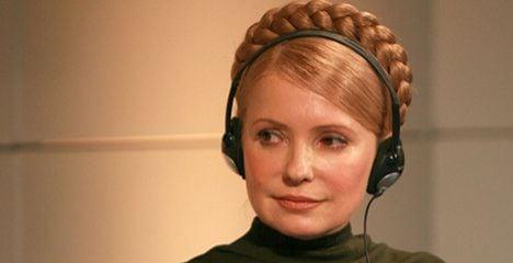 Tymoshenko's daughter to France: help my mum