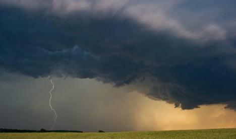 Weather watchers warn of washout weekend