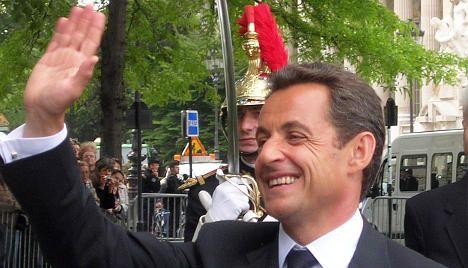 Sarkozy flat raided over campaign money claims