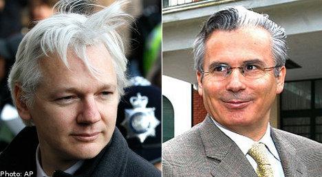 Assange hires Spanish lawyer Baltasar Garzón