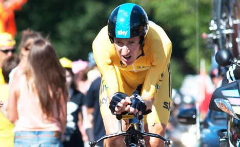 History-maker Wiggins wins Tour de France