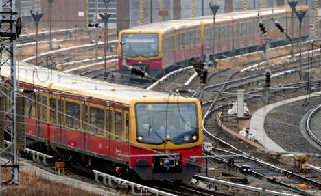 Berlin tenders local train service contracts
