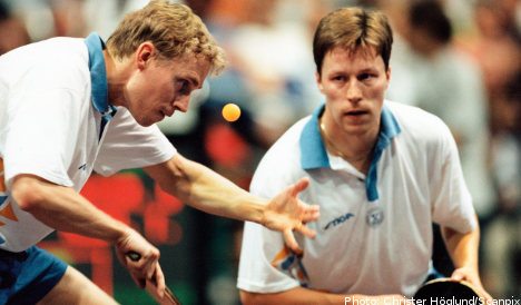 'English key to China changing the world': Swedish table tennis star