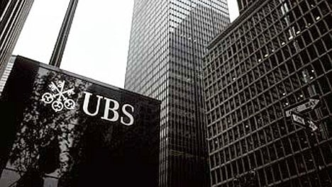UBS profits slump in second quarter