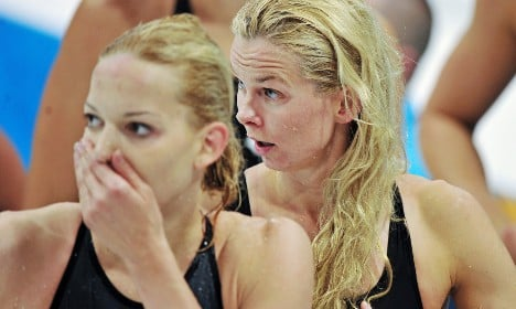 Swimmers fail to make splash as Olympics open