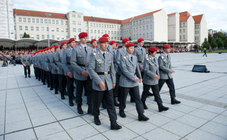Hitler bomb plot ceremony marred by row