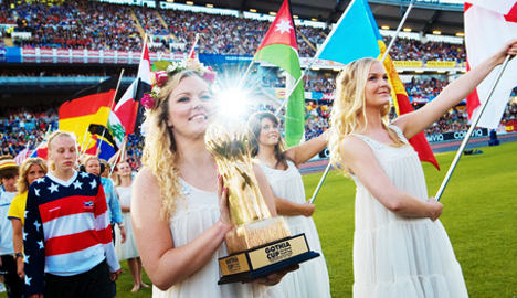 Syrian team denied visas for Sweden's Gothia Cup