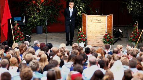 Norway commemorates anniversary of bloodbath
