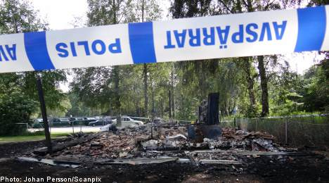 New wave of arson attacks hits Ystad