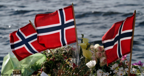 Sweden marks Norway terror attacks