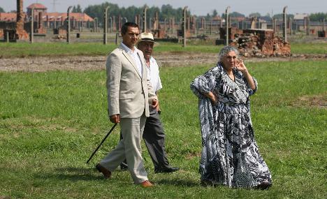 Sinti Auschwitz victim's widow denied pension
