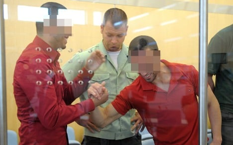 Düsseldorf 'terror cell' in court over bomb plot
