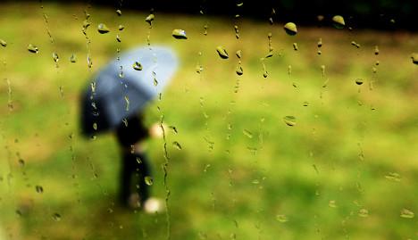Bergen gets wettest July day since 1938