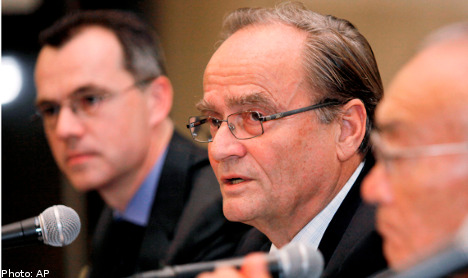 IOC's Ljungqvist irked by dope test 'delay' claims