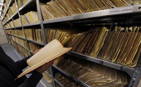 Stasi spy pastor leaves church in disgrace