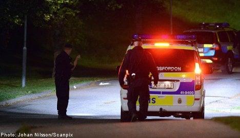 Two shot in third night of Eskilstuna violence