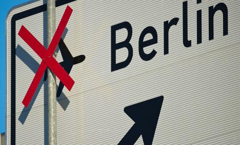Berlin airport: new opening date in danger