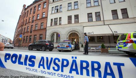 Malmö murder suspect admits killing wife