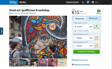 Berlin event hosting start-up goes global