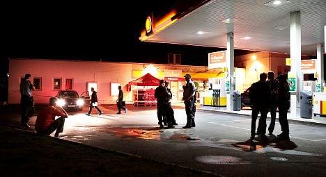 Man shot dead at Oslo petrol station