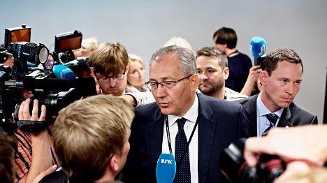 Humlegård named as new police chief