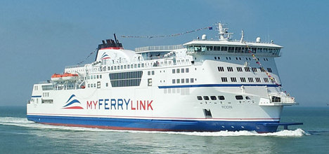 SeaFrance ferries sail again after buy-out