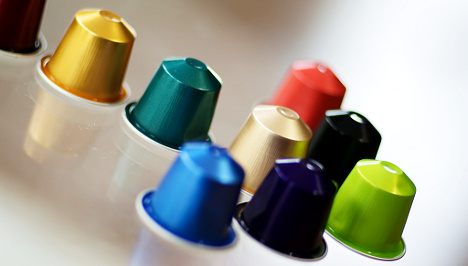 Nestlé suffers setback in coffee capsule war