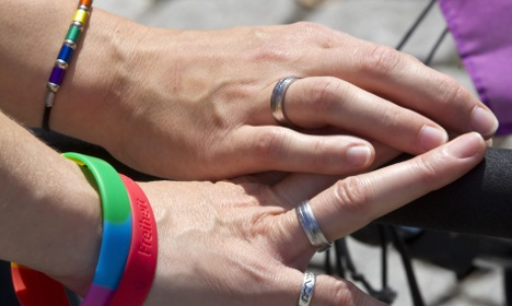 Minister demands tax break for gay couples