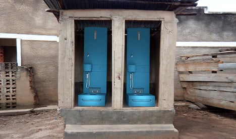 Swiss boffins craft new toilet for world's poorest