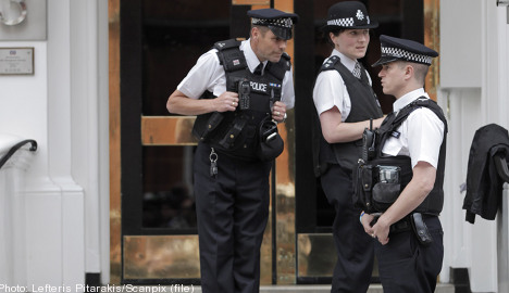 British raid threat 'hostile and extreme': WikiLeaks