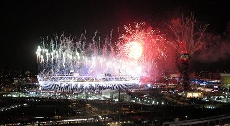 Swiss TV pulls plug on Olympic closing gig