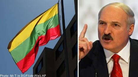 Lithuania warns Belarus and summons envoy