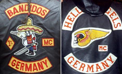 Biker gang war in Berlin 'goes Scandinavian'