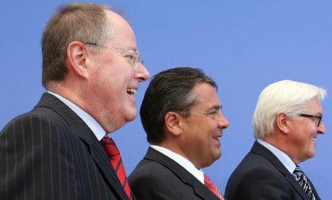 Leadership dilemma dogs centre-left troika