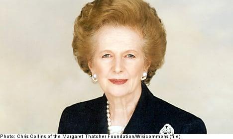 Swedish paper falls for Thatcher death hoax