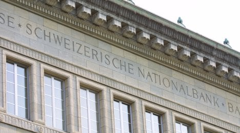 Swiss central bank cuts growth outlook