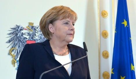 Merkel: states must work with ECB on euro