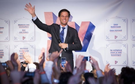 Germany welcomes pro-Europe Dutch vote
