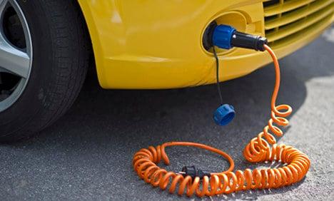 Berlin 'abandons one million electric cars goal'
