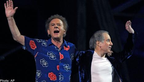 Garfunkel found in the US after Sweden no-show