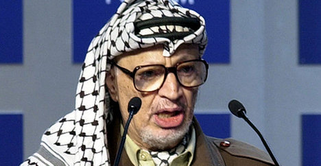 French judges plan West Bank trip in Arafat probe