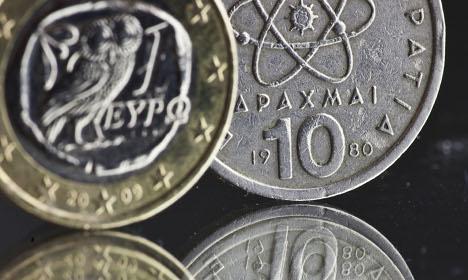 German 'grey finance experts' to help Greece