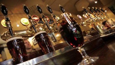 Bar staff more likely to become alcoholics: study