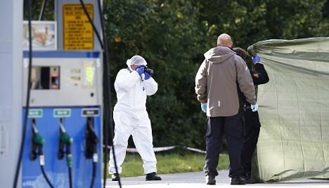 Man shot dead at roadside motel