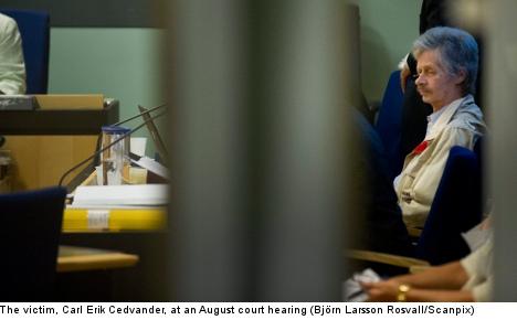 Teens sentenced for brutal pensioner attack