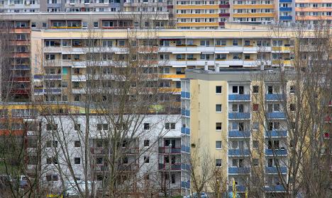 Foreign investors 'snap up prefab German flats'