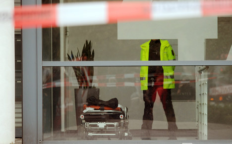 Job centre employee stabbed to death at work