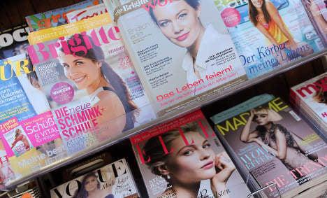 'No models' mag drops ban after thinner sales