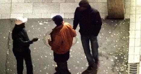 Lausanne man uses social media to flush out drug dealers